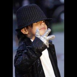 """Michael Jackson      """" M.J. Party Never Stops"""""""
